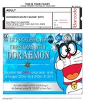 100 Doraemon Secret Gadgets Expo Admission Ticket(Indonesia, e-ticket).jpg